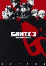 Gantz 3 Manga