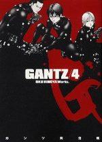 Gantz 4 Manga