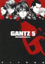 Gantz 5 Manga