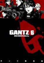 Gantz 6 Manga