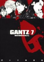 Gantz 7 Manga