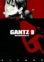 Gantz 8 Manga