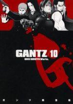 Gantz 10 Manga