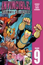 Invincible 9 Comics