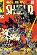 Nick Fury # 2