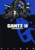 Gantz 14 Manga