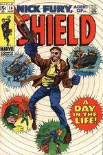 Nick Fury # 14