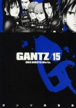 Gantz 15 Manga