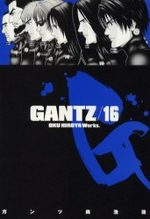 Gantz 16 Manga