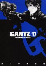 Gantz 17 Manga