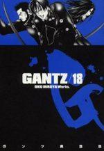 Gantz 18 Manga