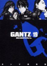 Gantz 19 Manga