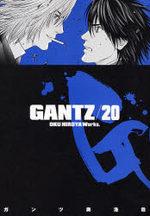 Gantz 20 Manga