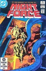 Night Force # 10