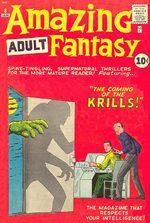 Amazing Adult Fantasy # 8