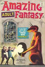 Amazing Adult Fantasy # 10