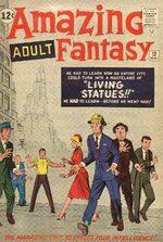 Amazing Adult Fantasy # 12