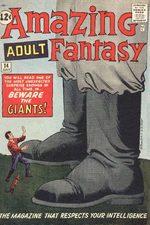 Amazing Adult Fantasy # 14