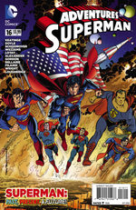 The Adventures of Superman # 16
