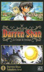 Darren Shan 1 Manga