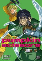 Pumpkin Scissors 1 Manga