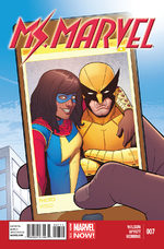 Ms. Marvel # 7