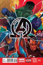 New Avengers # 23