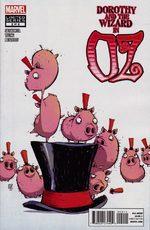 Dorothée et le magicien d'Oz 2 Comics