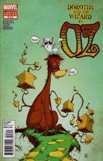 Dorothée et le magicien d'Oz 3 Comics