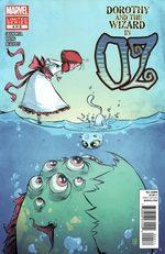 Dorothée et le magicien d'Oz 4 Comics