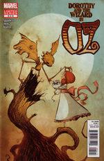 Dorothée et le magicien d'Oz 5 Comics