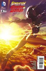 Sensation Comics Featuring Wonder Woman # 4