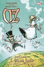 Dorothée et le magicien d'Oz Comics