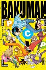 Bakuman character guide 2 - PCP 1 Fanbook