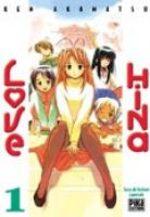 Love Hina # 1