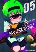 Bad luck witch ! 5 Manga
