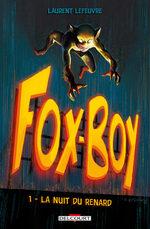 Fox-Boy # 1
