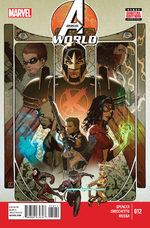 Avengers World # 12