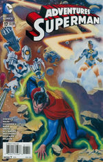 The Adventures of Superman # 17
