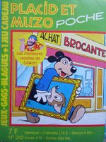Placid et Muzo poche 242