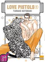 Love Pistols 1 Manga