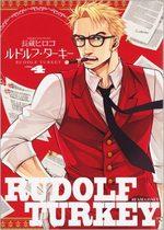 couverture, jaquette Rudolf Turkey 1