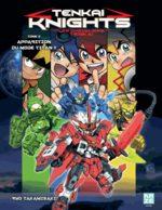 Tenkai knights 2 Manga