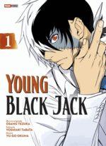 Young Black Jack T.1 Manga