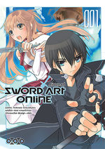 Sword Art Online - Aincrad 1 Manga