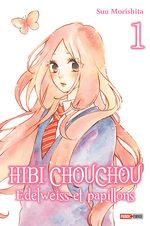 Hibi Chouchou - Edelweiss et Papillons T.1 Manga