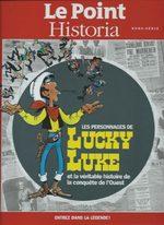 Les personnages de Lucky Luke et la véritable conquête de l'Ouest 1 Ouvrage sur la BD