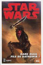 Star Wars comics magazine # 11