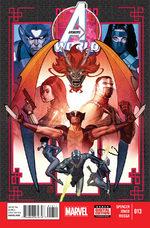 Avengers World # 13