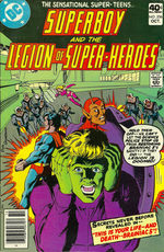Superboy and the Legion of Super-Heroes 256